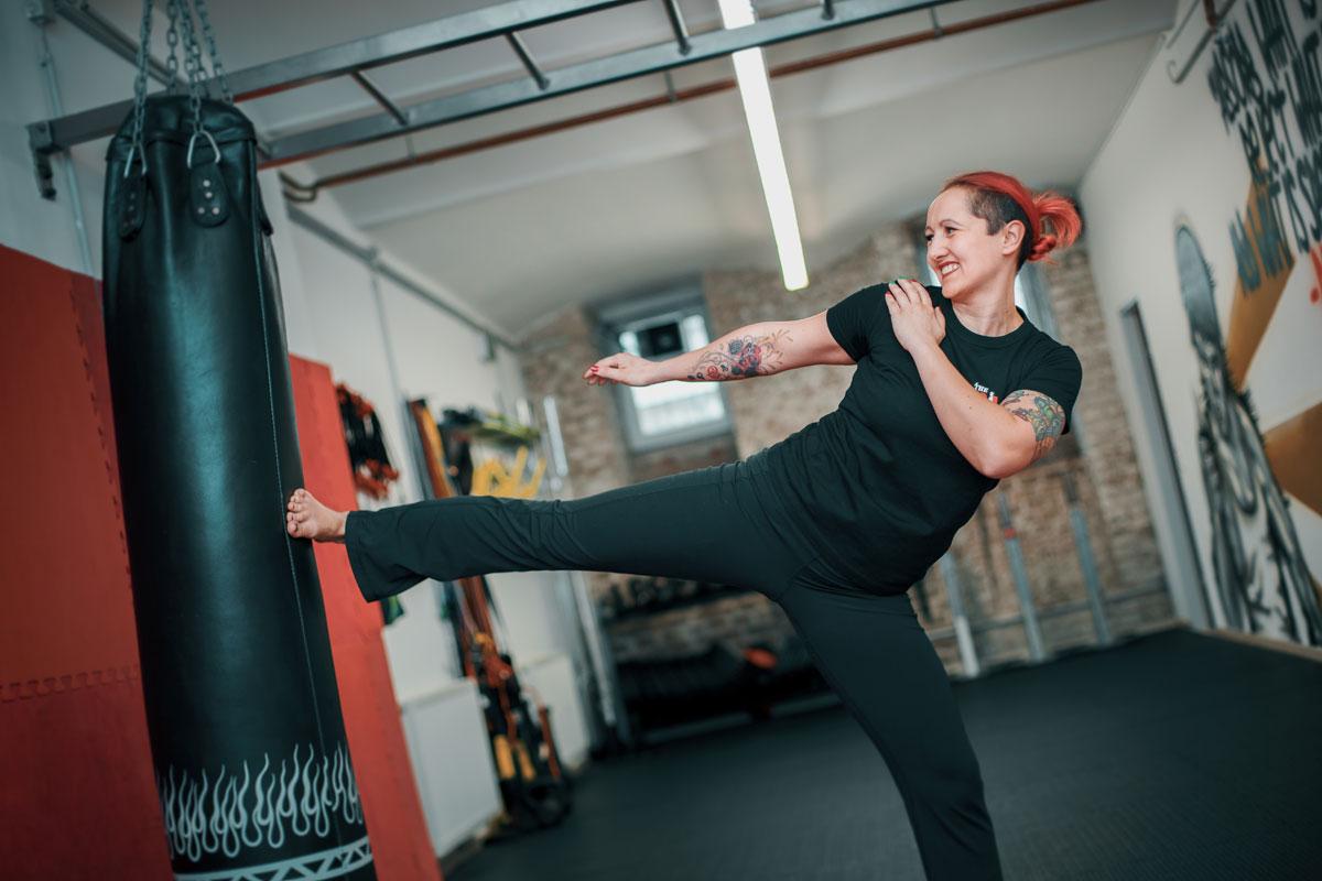 Cardio - Boxing - Strength